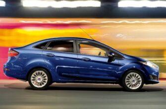 Ford Fiesta Sedan 6