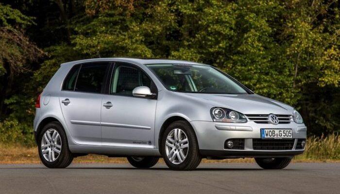 Volkswagen Golf Hatchback 5